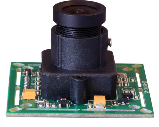 C429-L28 JPEG Compression VGA Camera Module WITH IR-CUT filter mounted on sensor & 2.8mm lens
