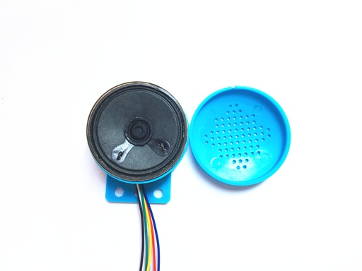 Mini MP3 Player Sound Box with Random Play Feature