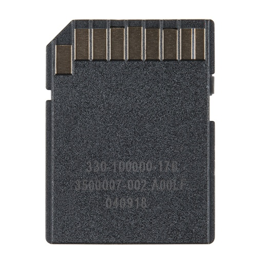 microSD Card with Adapter - 64GB (Class 10)