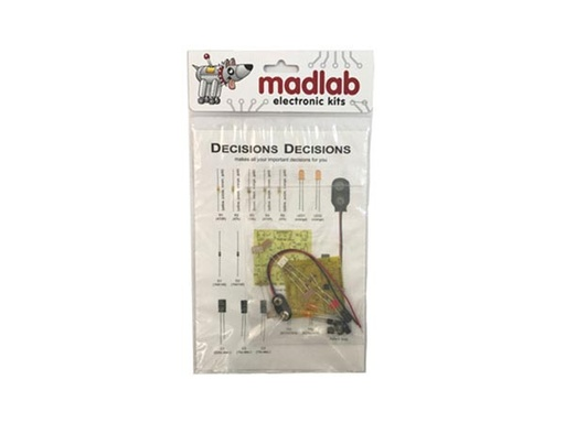 MadLab Electronic Kit - Decisions Decisions