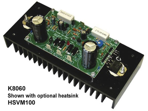 Heatsink for K8060 and VM100