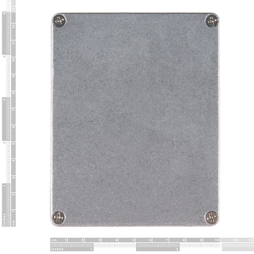 Enclosure - Aluminum (120x94.5x34mm)