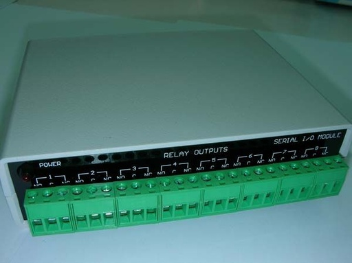 Serial Isolated I/O Module (Assembled & Tested)