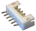 [BB030] JST-PH 6-pin male connector header