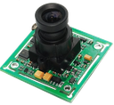 [C429-L36] C429-L36 JPEG Compression VGA Camera Module WITH IR-CUT filter mounted on sensor & 3.6mm lens