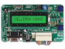 [K8045-TBA] 8 Input Programmable Messageboard with LCD & Serial Interface (Assembled)