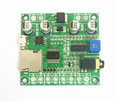 [FN-BC04] 4 Buttons Triggered MP3 Player Board with 10W Amplifier and Solder Pads