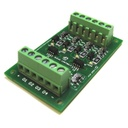 [KTA-258] 4 Channel Opto-Isolator Card