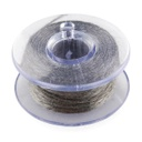 [DEV-10867] Conductive Thread Bobbin - 30ft (Stainless Steel)