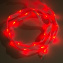 [COM-14140] Sewable LED Ribbon - 1m, 25 LEDs (Red)