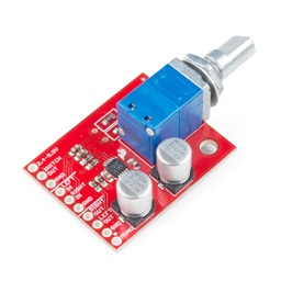 [DEV-14475] SparkFun Noisy Cricket Stereo Amplifier - 1.5W