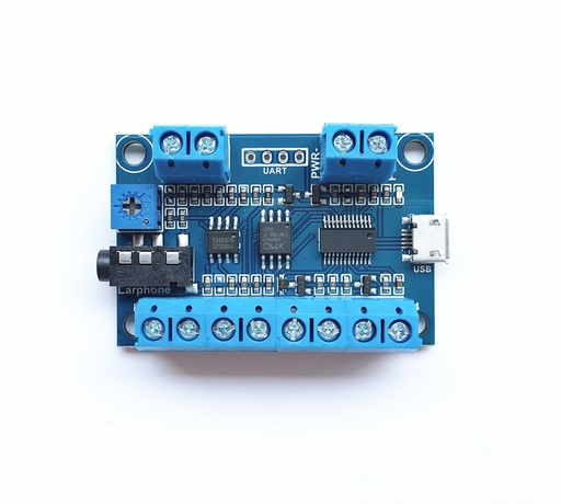 USB Recording Module (Multi Sound Files per Button)