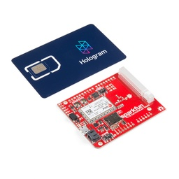 [CEL-15087] SparkFun LTE CAT M1/NB-IoT Shield - SARA-R4 (with Hologram SIM Card)