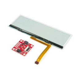 [LCD-15079] SparkFun Transparent OLED HUD Breakout (Qwiic)