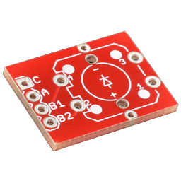 [BOB-10467] LED Tactile Button Breakout