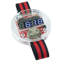 [KIT-11734] SparkFun BigTime Watch Kit