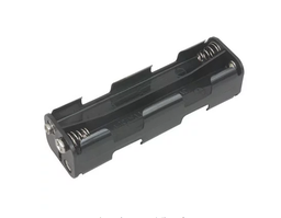 [JA-6259] 8x AA Battery Holder with Snaps Terminals