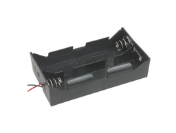 "[JA-6401] 4x D Battery Holder with 6"" Wires"