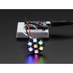 [ADA-2226] NeoPixel Jewel - 7 x 5050 RGB LED with Integrated Drivers