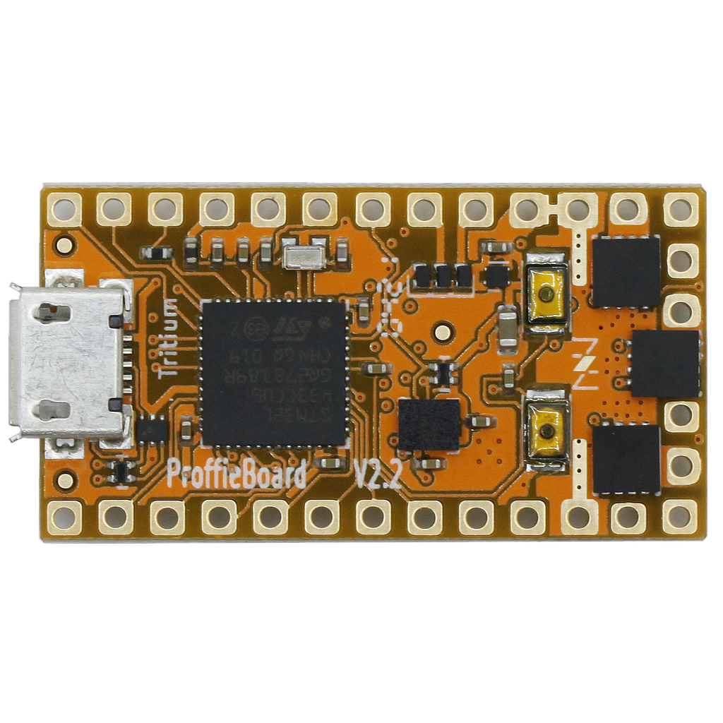 ProffieBoard v2.2 (Orange) Rebel Fighter