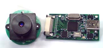 CMU20-7720IR USB2.0 Camera Module (With 7.0mm IR Lens)