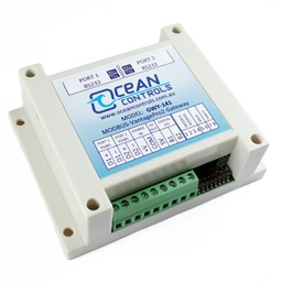 [GWY-141] Modbus to Davis VantagePro2 Weather Stn DIN Rail