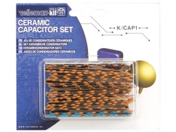 [K/CAP1] Ceramic Capacitor Set