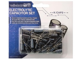 [K/CAP2] Electrolytic Capacitor Set