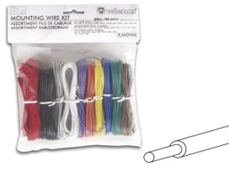 [K/MOWM] 10 Color - Solid Core Mounting Wire Kit 60m