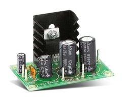 [K4001] 7W Mono Audio Amplifier - Kit