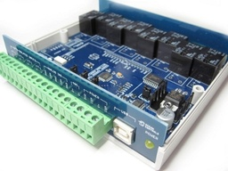 [KTA-224] Modbus I/O Module 8-28 VDC Powered