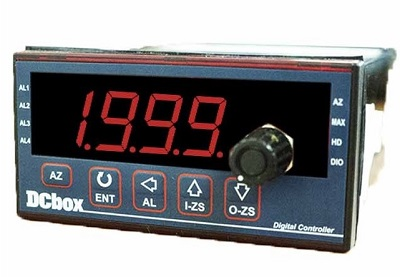 DC Analog Generator 4-20mA signal, 0-100% on the LED readout