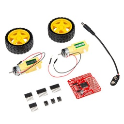 [KIT-14180] SparkFun Ardumoto Shield Kit