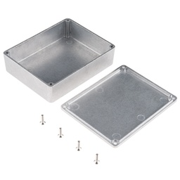 [PRT-13838] Enclosure - Aluminum (120x94.5x34mm)