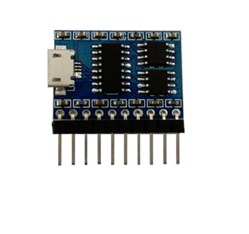 Tiny Embedded MP3 Audio Module Flash Memory Based