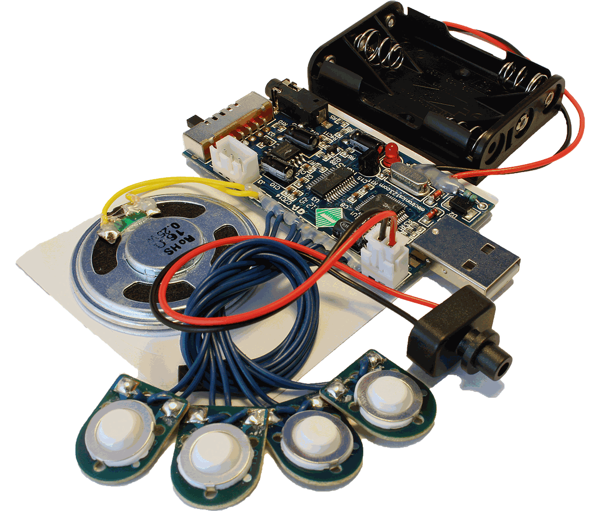 sound-modules   Electronics123
